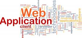 website development word cloud